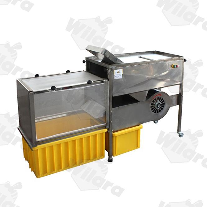 "Duonelės kūlimo mašina ""BBM Profi"" (0,75 kW / 360 V)"
