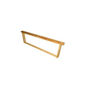Shallow frames (Dadant 1/2)