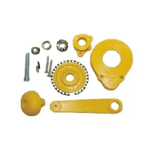 Honey extractor parts and accessories